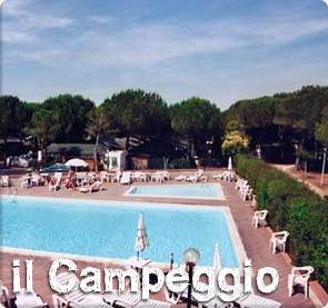 Camping con piscina bibbona bungalow mare toscana - Camping toscana con piscina ...